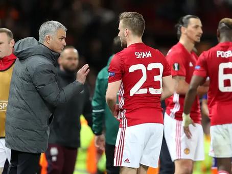 Η κόντρα Jose Mourinho - Luke Shaw