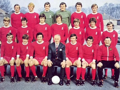 #RetroWednesdays - Liverpool FC at the 1970–71 Inter-Cities Fairs Cup