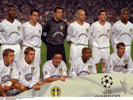 RetroWednesdays - Leeds United at the 2000-01 UEFA Champions League