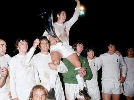 RetroWednesdays - Tottenham Hotspur at the 1971–72 UEFA Cup