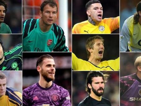 Οι 10 καλύτεροι τερματοφύλακες στην ιστορία της Premier League