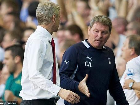 Ο βοηθός προπονητή που παραλίγο να χτυπήσει τον Wenger