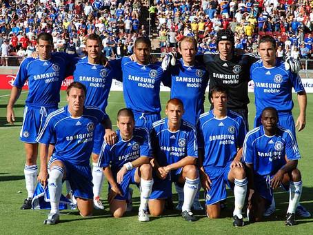 RetroWednesdays - Chelsea Football Club at the 2006–07 UEFA Champions League