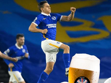 Η κερασμένη μπύρα της 29ης αγωνιστικής