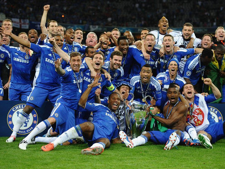 RetroWednesdays - Chelsea Football Club at the 2011–12 UEFA Champions League