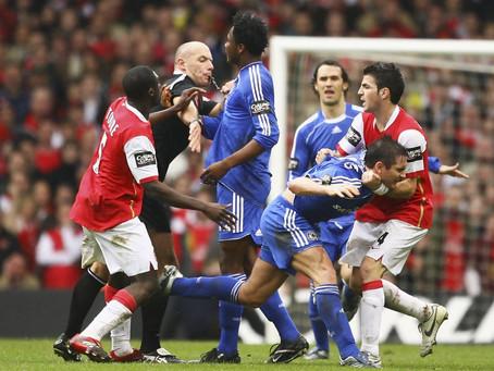 Derby Wednesdays - Arsenal VS Chelsea Rivalry