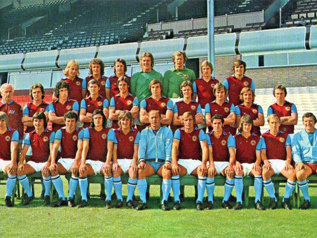 #RetroWednesdays - Aston Villa FC at the 1977–78 UEFA Cup
