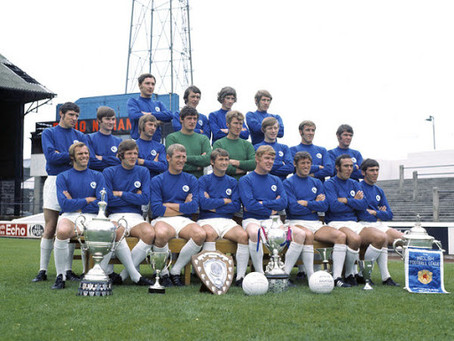 RetroWednesdays - Cardiff City Football Club at the 1970–71 European Cup Winners' Cup