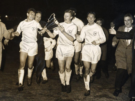 RetroWednesdays - Tottenham Hotspur  at the 1962–63 European Cup Winners' Cup