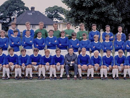 #RetroWednesdays - Everton FC at the 1970–71 European Cup
