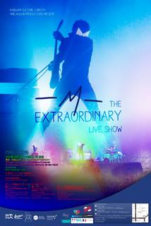 M - The extraordinary live show