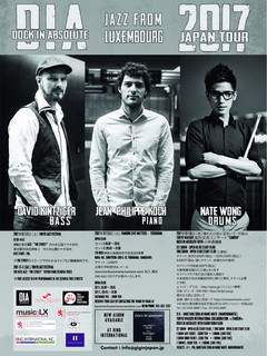 Dock In Absolute - Japan Tour