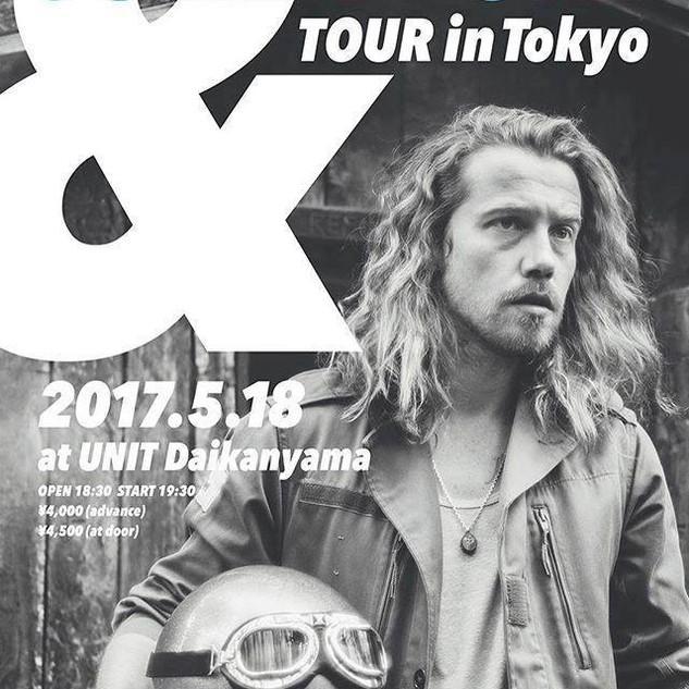 Julien Doré & Tour Tokyo