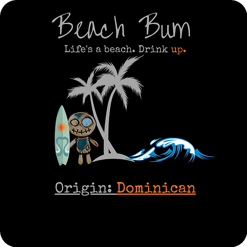 Beach Bum 8oz./12oz. (Med Roast)
