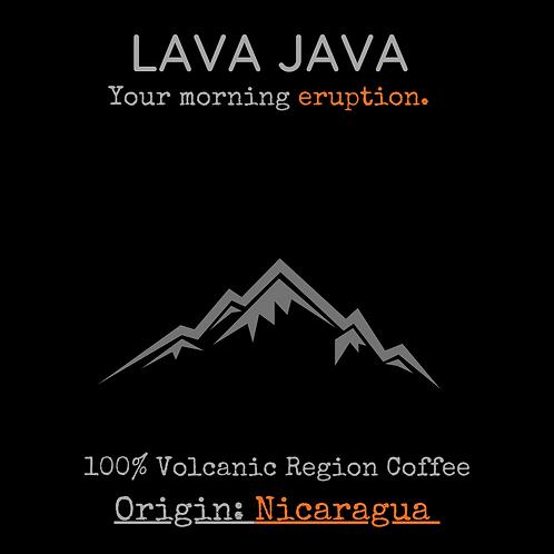 Lava Java 8oz./12oz. (Med Roast)