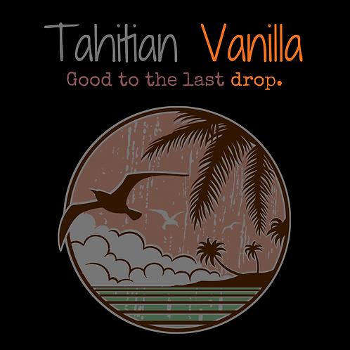 Tahitian Vanilla 8oz./12oz.