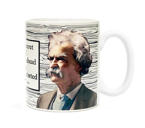 Mark Twain 11 oz Ceramic Mug