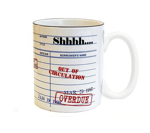 Shhh......11 oz Coffee Mug