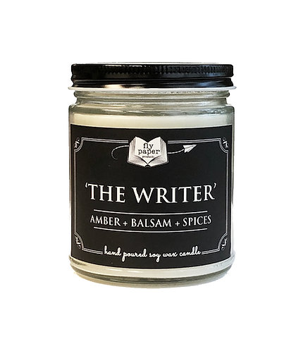 'The Writer' -9 oz Literary Scented Soy Candle