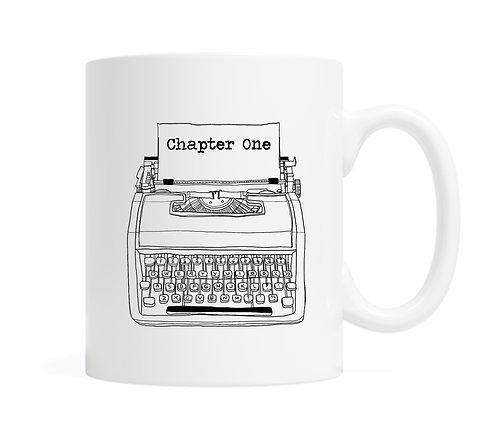 Chapter One- 11 ounce Ceramic Mug