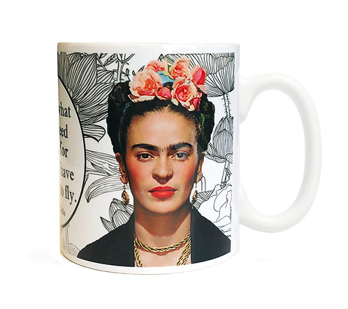 Frida Kahlo 11 ounce Ceramic Mug