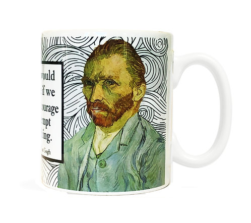 Vincent Van Gogh 11 ounce Ceramic Mug
