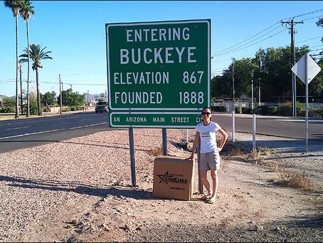 Big Horn to Buckeye