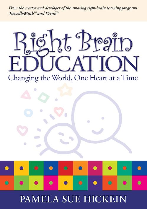 Right Brain Education (book)