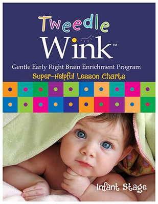 TweedleWink Super-Helpful Lesson Charts: 10-18 mos. (digital)