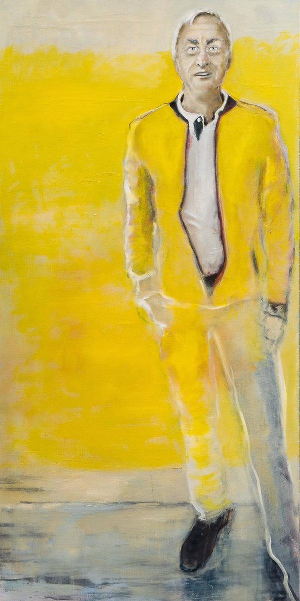 schilderijen(portretten) van Mariecke vd