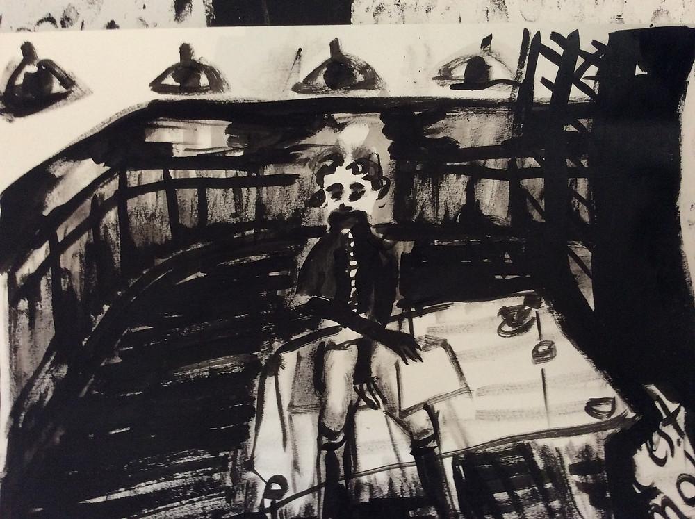 Nadja alias Leona Delcourt -  Muse of Andre Breton