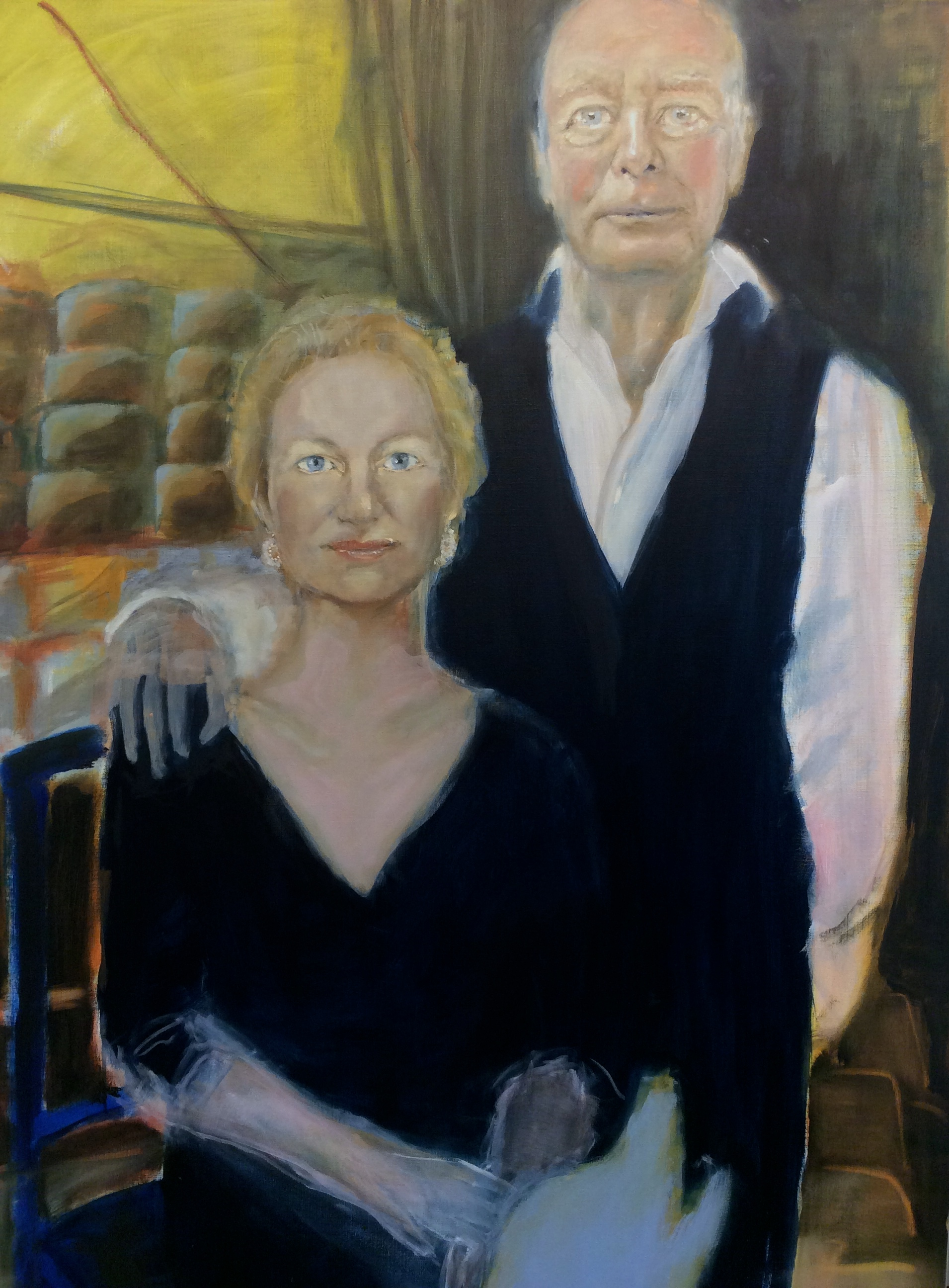 David & Astrid, feuilleton