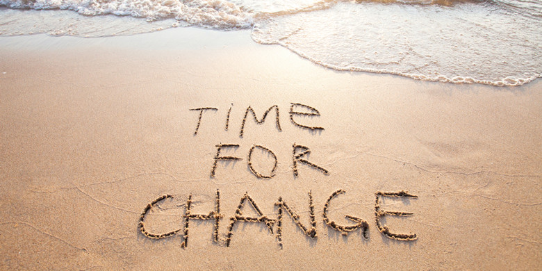 The 7-Minute Scoop:  It's OK to Make a Change