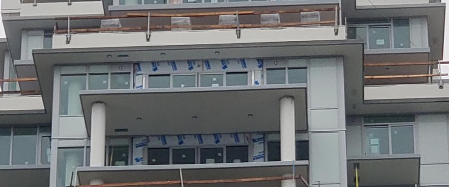 13th floor facing South