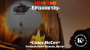 Chris McCoy Graffiti Artist, Army Ranger, Military Veteran