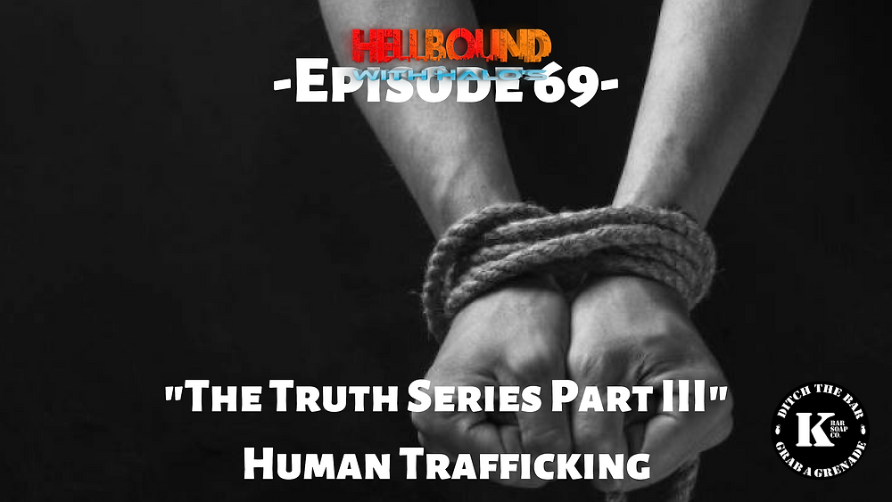 sex trafficking in the US, the deep state, Qanon, MAGA