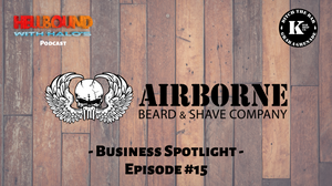 Airborne Beard and Shave Company, Shaving needs, beard care, straight razors, safety razors