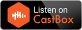 Castbox Logo Link, Hellbound with Halos Podcast Link