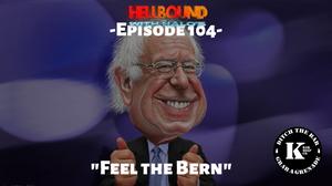 Bernie Sanders Cartoon, Democrat Bernie Sanders
