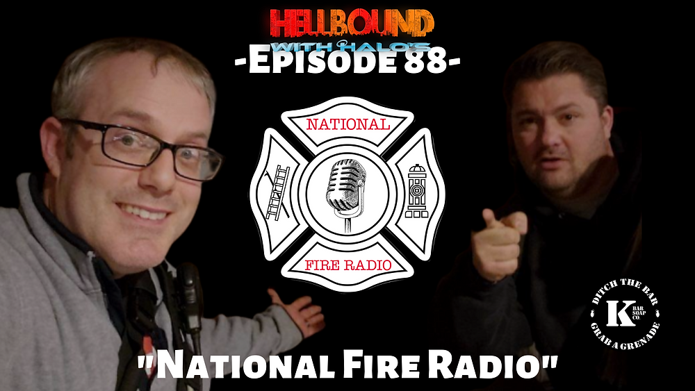National Fire Radio, Firefighters, Firefighting