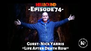 Nick Yarris, Nick Yarris life after death row, Nick Yarris's inspiring story, Joe Rogan Experience