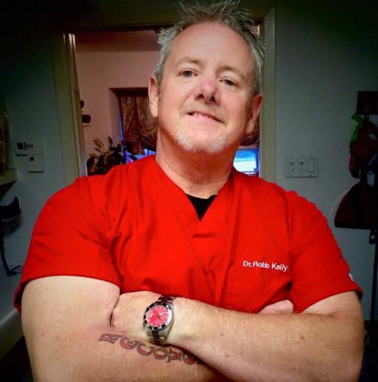 Dr. Robb Kelly