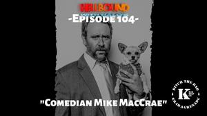 Comedian Mike MacCrae