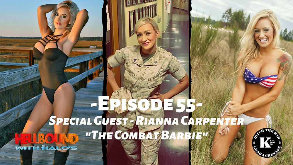 the combat barbie, combat barbie, rianna carpenter, rianna connor, instagram star the combat barbie, instagram model the combat barbie