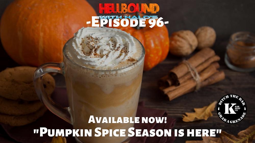 Pumpkin Spice Latte, Pumpkin Season, Starbuck coffee, smell of cinnamon