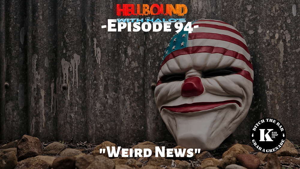 September 11th, Patriotic Clown, Odd news stories from the US, Florida funny stories