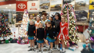 Casein Academy at the Yuletree Jubilee.j