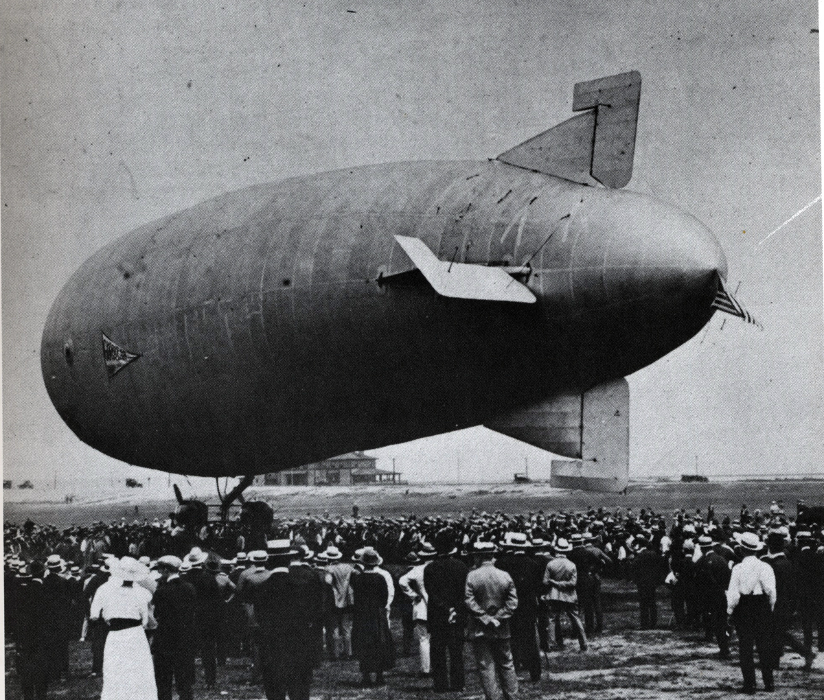Wingfoot Express Airship Disaster