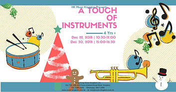 A Touch of Instruments - Xmas 2018 - Eng