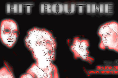 HIT ROUTINE 18TH JULY